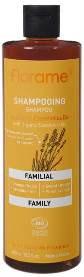 Florame' Famely Shampoo 400 ml. uden sulfate'