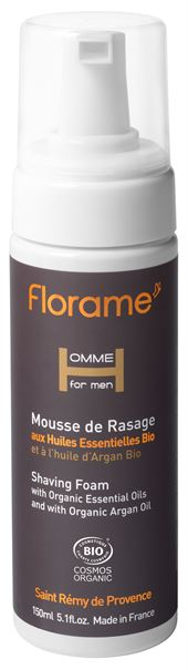 Shaving Foam 150 ml. Florame'