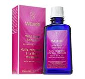 Body olie Wild Rose 100 ml. Welwda