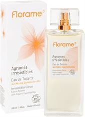 Eaux de toilette Irresistible Citrus Florame' 100 ml.