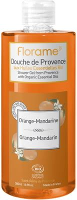 Orange Mandarin Body Wash 500 ml. Florame'